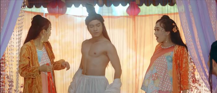 Web drama 'Đệ nhất kỹ nam' ra mắt teaser: Lê Dương Bảo Lâm tuyên bố bán nghệ không bán thân'