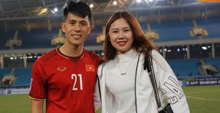 'So găng' độ lãng mạn của cầu thủ Việt trong tình yêu