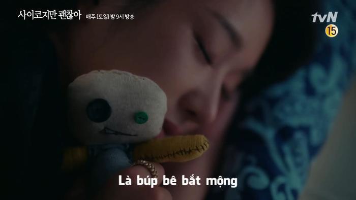 Điên thì có sao: Seo Ye Ji tự ví như 'chú chó mùa xuân', thoát khỏi xiềng xích bằng cách tự cắt đi mái tóc 'ma ám' của mình Ảnh 10