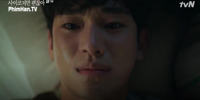 Điên thì có sao: Seo Ye Ji tự ví như 'chú chó mùa xuân', thoát khỏi xiềng xích bằng cách tự cắt đi mái tóc 'ma ám' của mình Ảnh 5