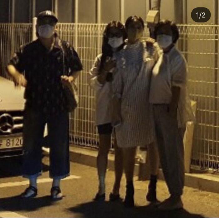 Shin Min Ah đăng ảnh gia đình, Kim Woo Bin ở đâu trong bức ảnh: Sắp kết hôn? Ảnh 1