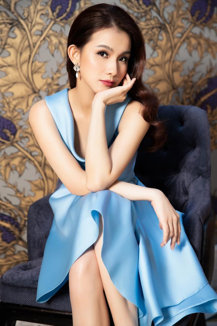 Hôm nay tròn 12 năm Miss Universe 2008 tại Việt Nam: Thùy Lâm lọt Top 15 huy hoàng lịch sử nhan sắc Ảnh 14