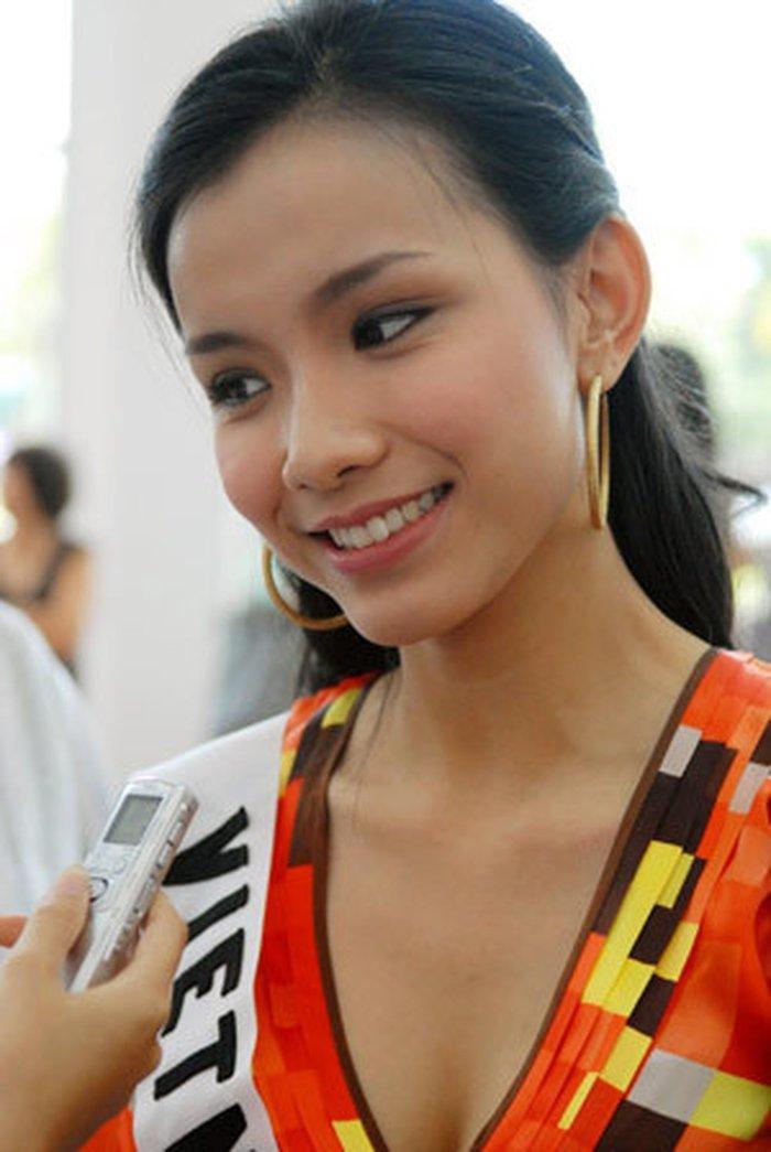 Hôm nay tròn 12 năm Miss Universe 2008 tại Việt Nam: Thùy Lâm lọt Top 15 huy hoàng lịch sử nhan sắc Ảnh 2