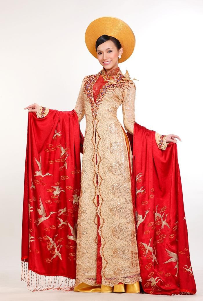 Hôm nay tròn 12 năm Miss Universe 2008 tại Việt Nam: Thùy Lâm lọt Top 15 huy hoàng lịch sử nhan sắc Ảnh 4
