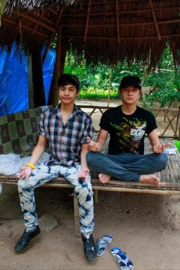 Loạt ảnh 10 năm trước của Gia đình văn hoá Đông Nhi - Noo Phước Thịnh và Ngô Kiến Huy: Ai nấy đều thay đổi ngoạn mục về ngoại hình và phong cách Ảnh 2