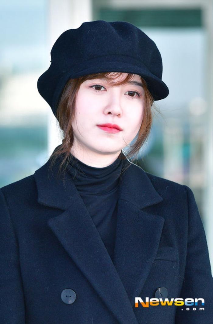Goo Hye Sun tái xuất sau khi tuyên bố giải nghệ: 'Bà tổ lật mặt' là đây! Ảnh 8