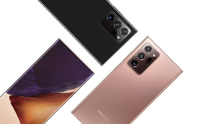 Galaxy Note20 và Note20 Ultra lộ diện loạt màu sắc cực bắt mắt, SamFan chắc chắn sẽ thích mê Ảnh 4