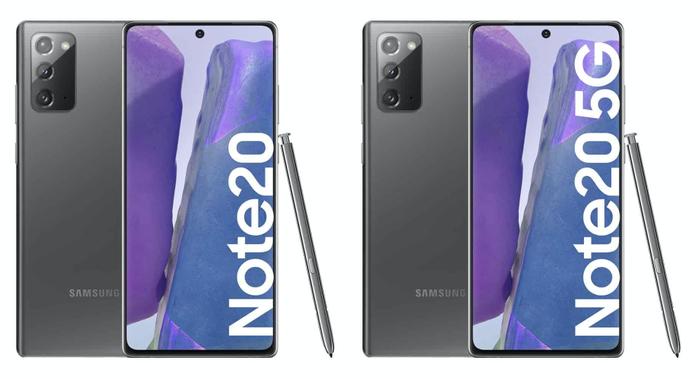 Galaxy Note20 và Note20 Ultra lộ diện loạt màu sắc cực bắt mắt, SamFan chắc chắn sẽ thích mê Ảnh 3