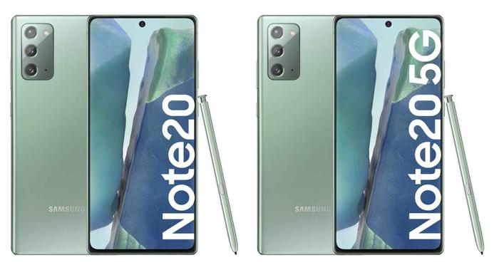 Galaxy Note20 và Note20 Ultra lộ diện loạt màu sắc cực bắt mắt, SamFan chắc chắn sẽ thích mê Ảnh 5