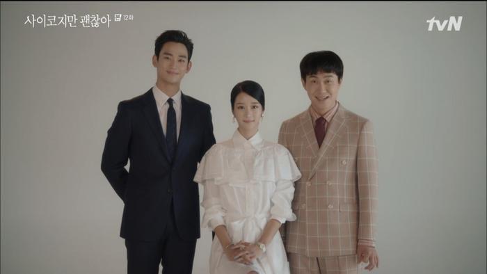 Knet đứng tim trước tạo hình 'con nhà giàu' của Kim Soo Hyun trong 'Điên thì có sao' Ảnh 12