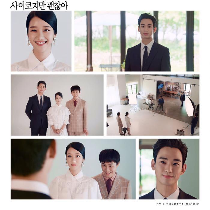 Knet đứng tim trước tạo hình 'con nhà giàu' của Kim Soo Hyun trong 'Điên thì có sao' Ảnh 7