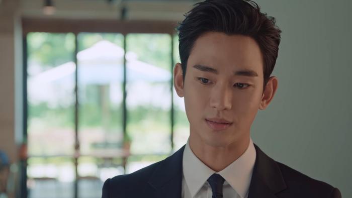 Knet đứng tim trước tạo hình 'con nhà giàu' của Kim Soo Hyun trong 'Điên thì có sao' Ảnh 8