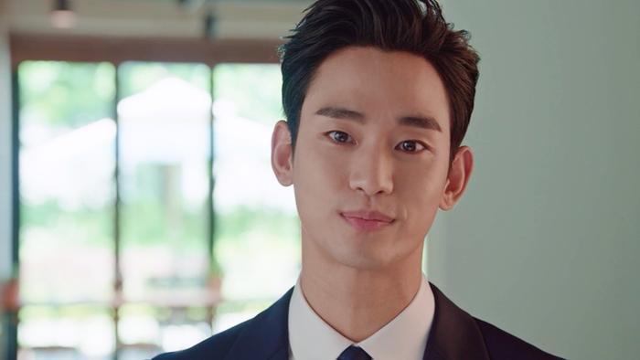 Knet đứng tim trước tạo hình 'con nhà giàu' của Kim Soo Hyun trong 'Điên thì có sao' Ảnh 10