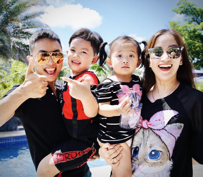 Vợ chồng Khánh Thi làm sinh nhật hoành tráng cho con trai ở resort 5 sao Ảnh 15