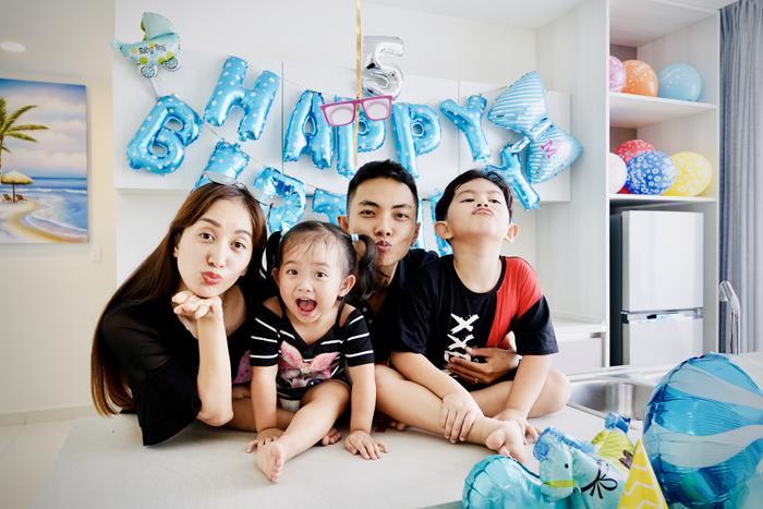 Vợ chồng Khánh Thi làm sinh nhật hoành tráng cho con trai ở resort 5 sao Ảnh 2