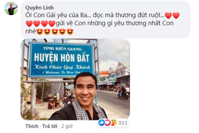 Con gái Lọ Lem nhà Quyền Linh khóc sưng mắt khi viết thư gửi ba nhân ngày sinh nhật Ảnh 6