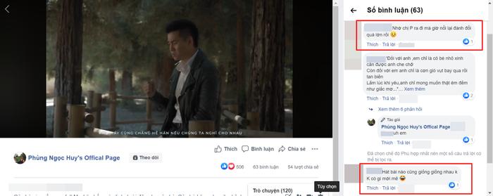 Phùng Ngọc Huy phát hành MV mới sau sự cố cá nhân, nhưng khán giả lại ngán ngẩm chê bai vì điều này Ảnh 2