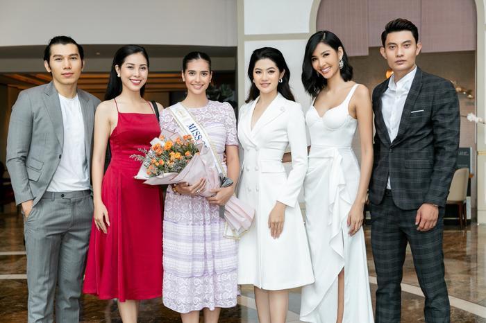 Ứng viên số 1 Miss Supranational Vietnam đính hôn, Hoa hậu Siêu quốc gia xác nhận hoãn 1 năm Ảnh 1