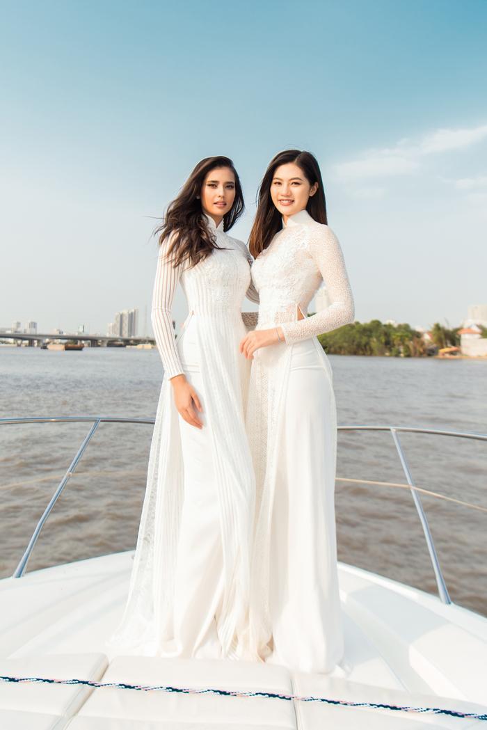Ứng viên số 1 Miss Supranational Vietnam đính hôn, Hoa hậu Siêu quốc gia xác nhận hoãn 1 năm Ảnh 4