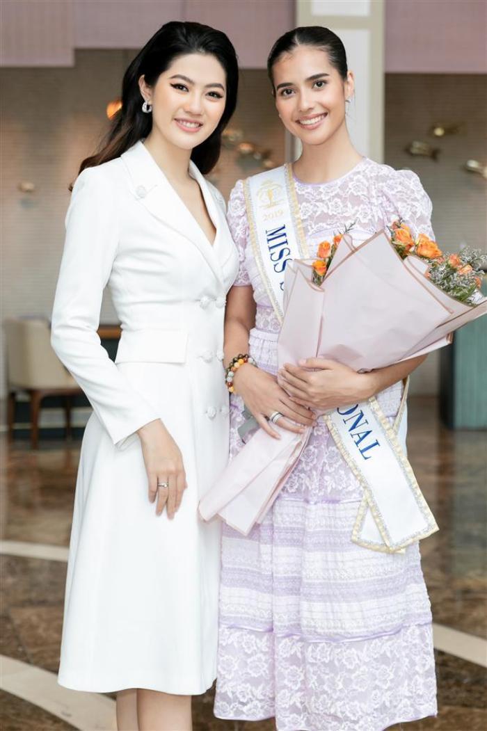 Ứng viên số 1 Miss Supranational Vietnam đính hôn, Hoa hậu Siêu quốc gia xác nhận hoãn 1 năm Ảnh 2