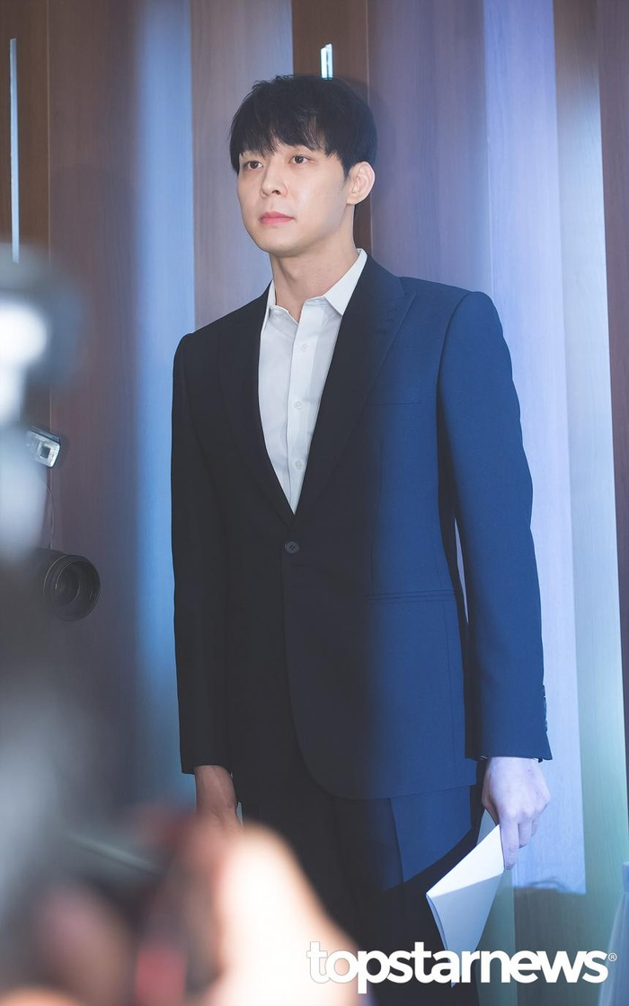 'Thánh lật mặt' bị Knet ghét cay ghét đắng, từ Goo Hye Sun đến Park Yoo Chun: Chuẩn bị comeback khi từng to miệng tuyên bố giải nghệ! Ảnh 7