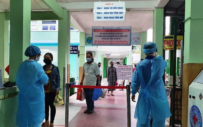 Lịch trình di chuyển của 10 ca bệnh COVID-19 tại Đà Nẵng Ảnh 1