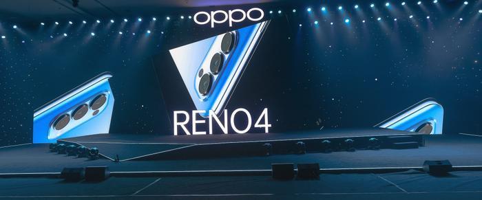 OPPO trình làng bộ đôi smartphone OPPO Reno4 và đồng hồ OPPO Watch tại Việt Nam Ảnh 1