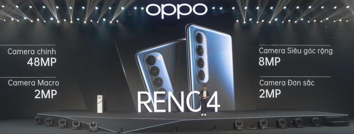 OPPO trình làng bộ đôi smartphone OPPO Reno4 và đồng hồ OPPO Watch tại Việt Nam Ảnh 2