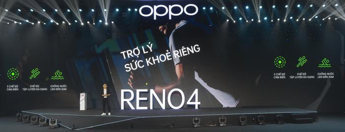 OPPO trình làng bộ đôi smartphone OPPO Reno4 và đồng hồ OPPO Watch tại Việt Nam Ảnh 8