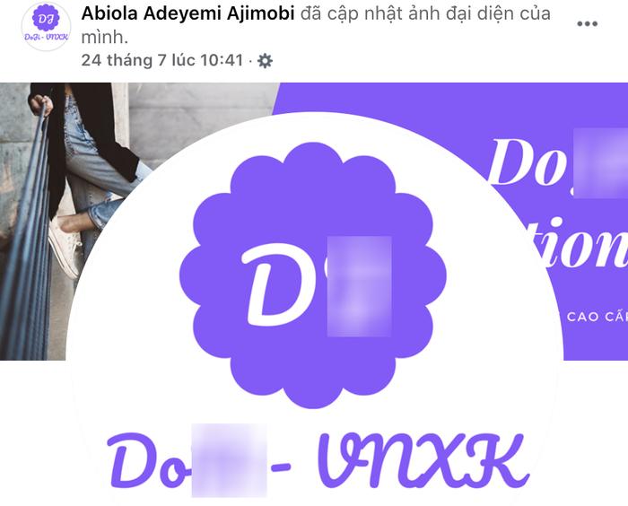 Facebook cố nghị sĩ người Nigeria qua đời vì COVID-19 bị hacker Việt chiếm dụng để bán hàng online Ảnh 3