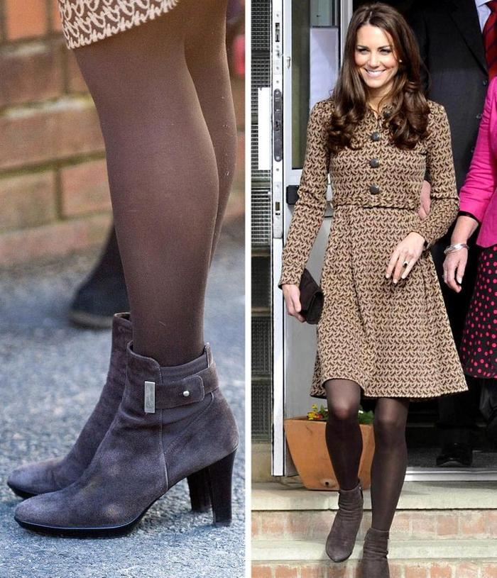 10 nguyên tắc thời trang Kate Middleton phải tuân thủ khi trở thành Công nương Ảnh 3