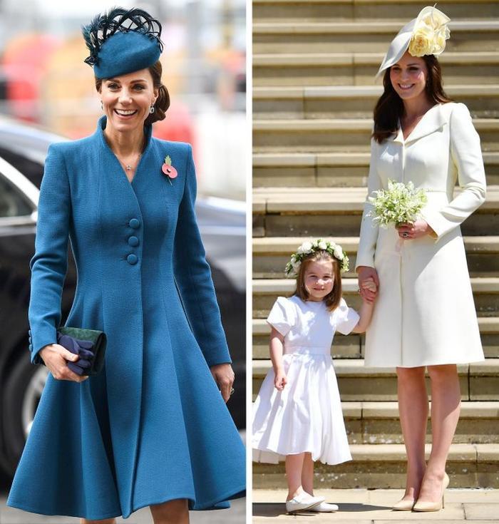 10 nguyên tắc thời trang Kate Middleton phải tuân thủ khi trở thành Công nương Ảnh 10