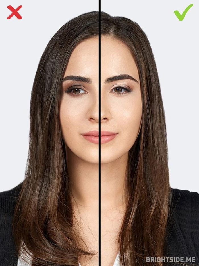 Những sai lầm make up làm bạn như già đi 10 tuổi, khiến người yêu chạy mất dép Ảnh 4
