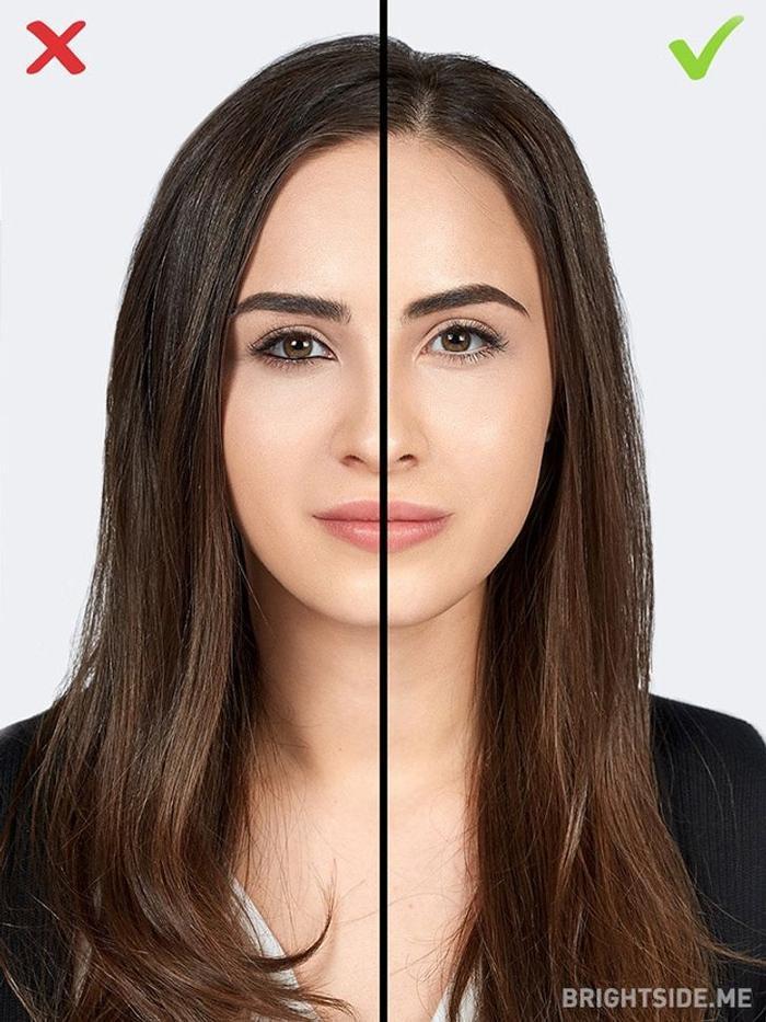 Những sai lầm make up làm bạn như già đi 10 tuổi, khiến người yêu chạy mất dép Ảnh 5