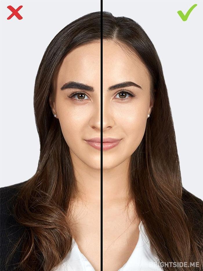 Những sai lầm make up làm bạn như già đi 10 tuổi, khiến người yêu chạy mất dép Ảnh 6