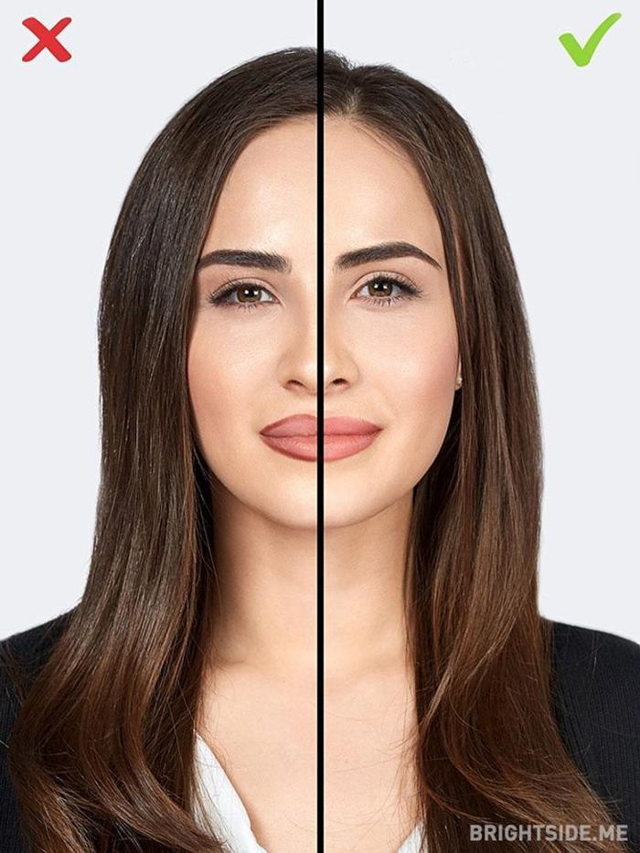 Những sai lầm make up làm bạn như già đi 10 tuổi, khiến người yêu chạy mất dép Ảnh 7