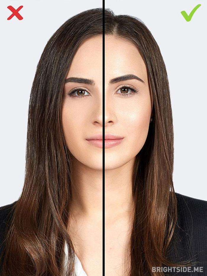 Những sai lầm make up làm bạn như già đi 10 tuổi, khiến người yêu chạy mất dép Ảnh 8