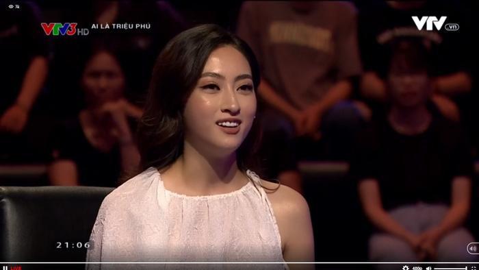 Lương Thùy Linh là hoa hậu Việt Nam đầu tiên dám thử thách trí tuệ với gameshow Ai là triệu phú Ảnh 3