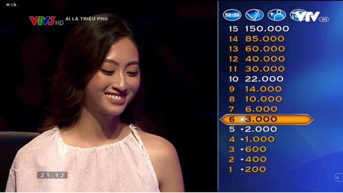 Lương Thùy Linh là hoa hậu Việt Nam đầu tiên dám thử thách trí tuệ với gameshow Ai là triệu phú Ảnh 4