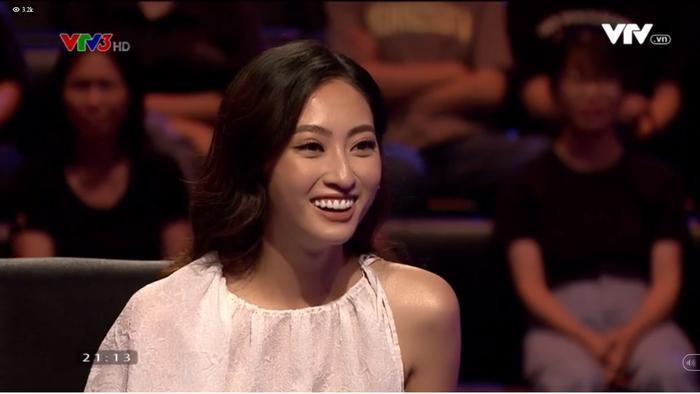Lương Thùy Linh là hoa hậu Việt Nam đầu tiên dám thử thách trí tuệ với gameshow Ai là triệu phú Ảnh 7