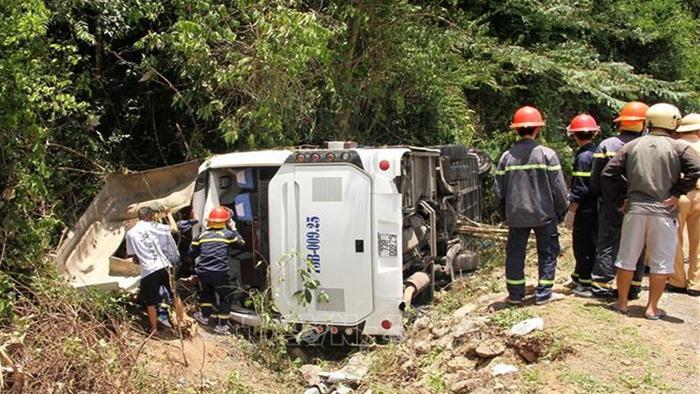 Khởi tố lái xe gây ra vụ tai nạn thảm khốc khiến 15 người tử vong ở Quảng Bình