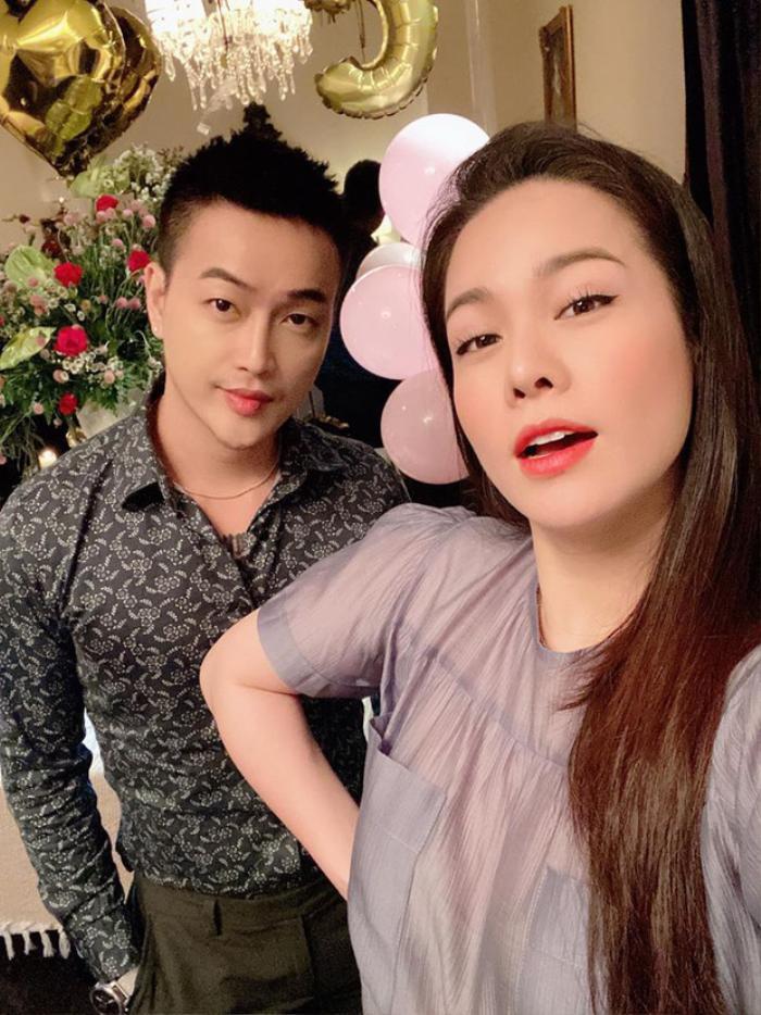 Hậu ồn ào tình ái, Nhật Kim Anh đăng ảnh thân thiết và tiết lộ chuyện tình cảm với TiTi Ảnh 2