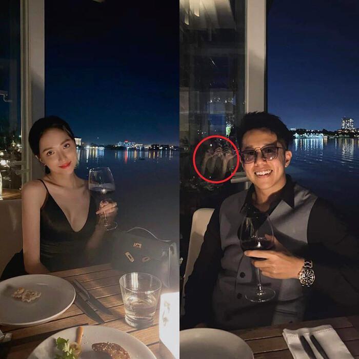 Ảnh Hương Giang tình tứ với Matt Liu trở thành bức hình có lượng tim lớn nhất trên Instagram các sao Việt Ảnh 5