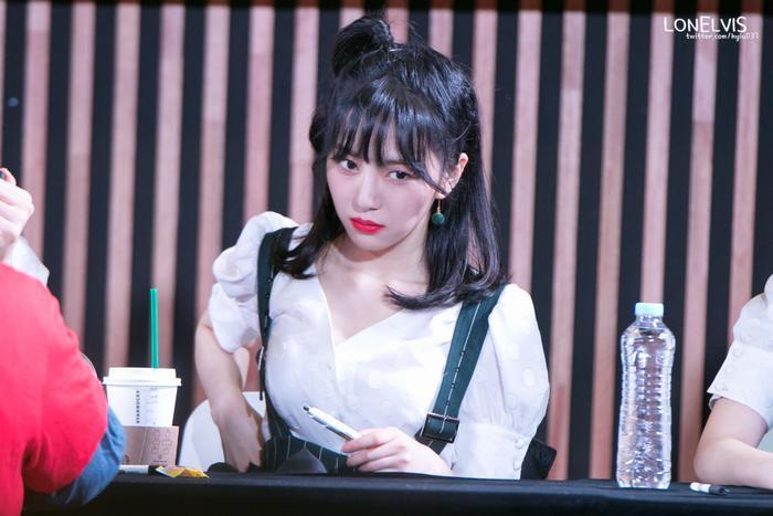 Hậu tự tử, Mina xin lỗi fan AOA: Hối hận, sẽ không nghĩ đến chuyện chết chóc nữa! Ảnh 7
