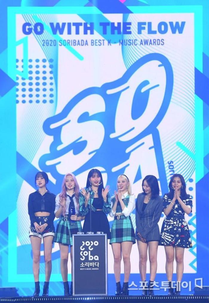 Người chiến thắng 'SOBA 2020': BTS nhận Daesang, Kang Daniel - TWICE và Red Velvet ôm về nhiều cúp lớn Ảnh 35