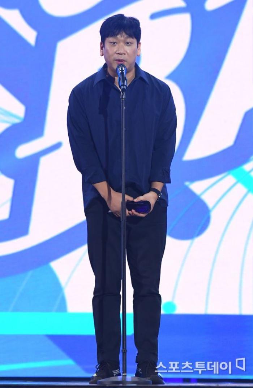 Người chiến thắng 'SOBA 2020': BTS nhận Daesang, Kang Daniel - TWICE và Red Velvet ôm về nhiều cúp lớn Ảnh 11
