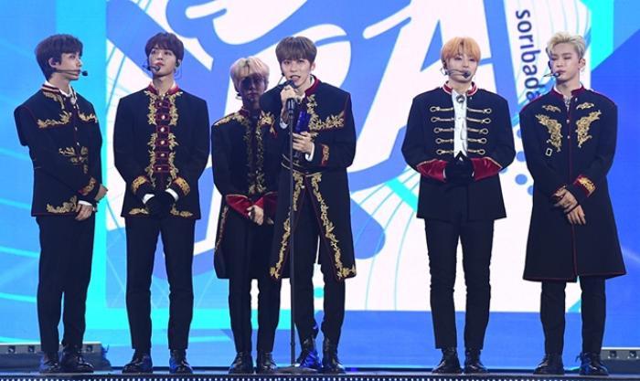 Người chiến thắng 'SOBA 2020': BTS nhận Daesang, Kang Daniel - TWICE và Red Velvet ôm về nhiều cúp lớn Ảnh 14