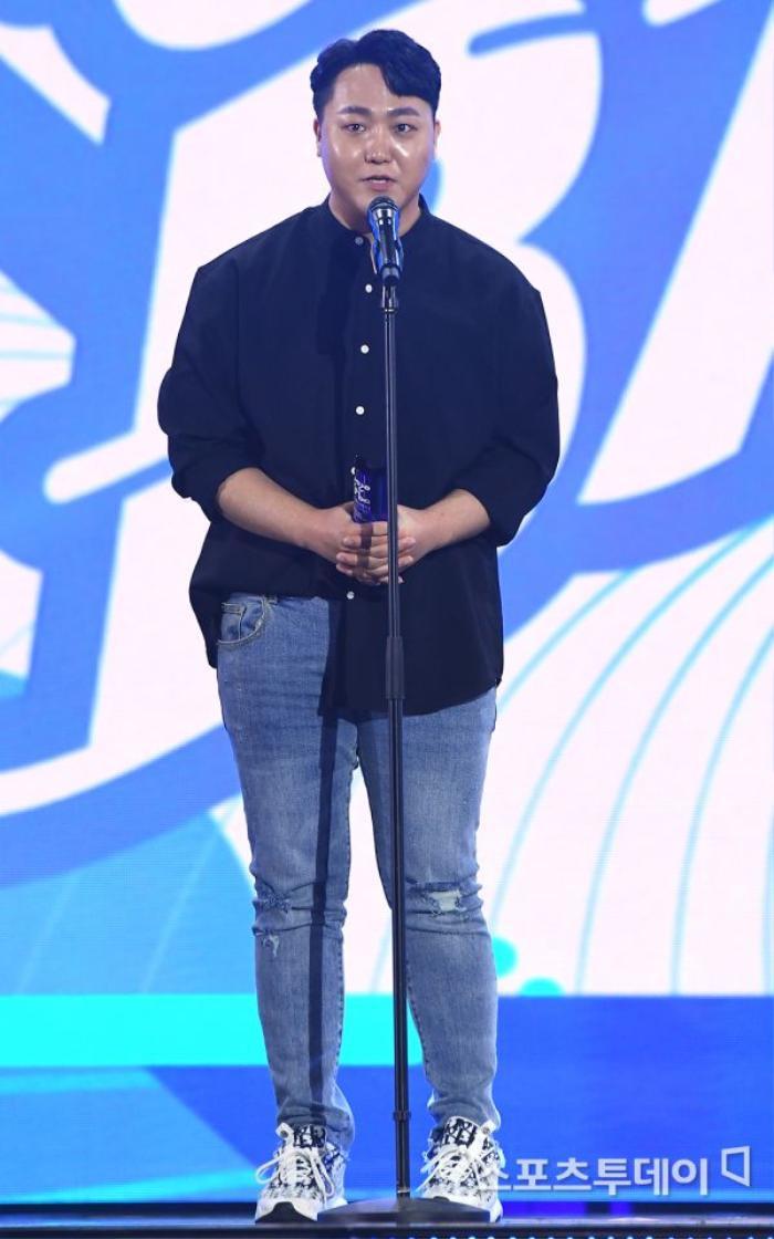 Người chiến thắng 'SOBA 2020': BTS nhận Daesang, Kang Daniel - TWICE và Red Velvet ôm về nhiều cúp lớn Ảnh 13