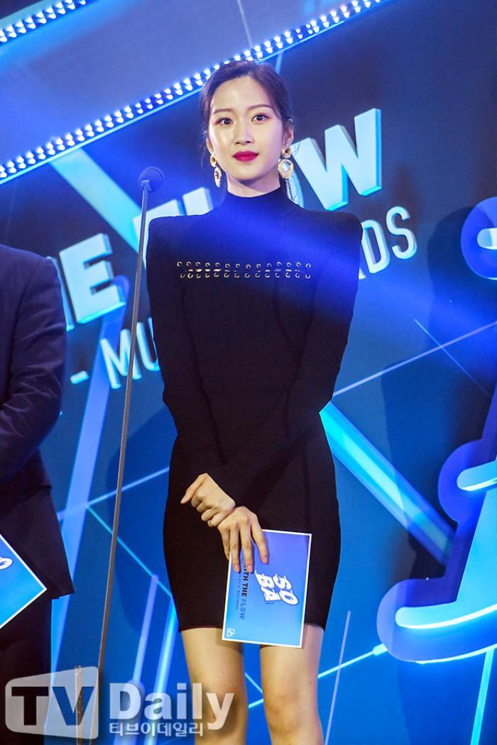 Dàn visual của TWICE, Red Velvet, IZ*ONE, ITZY đọ sắc tại hậu trường 'SOBA 2020': Ai là 'Nữ thần Kpop'? Ảnh 37