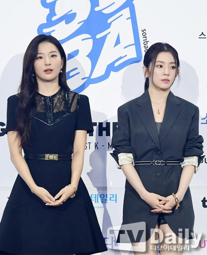 Dàn visual của TWICE, Red Velvet, IZ*ONE, ITZY đọ sắc tại hậu trường 'SOBA 2020': Ai là 'Nữ thần Kpop'? Ảnh 5